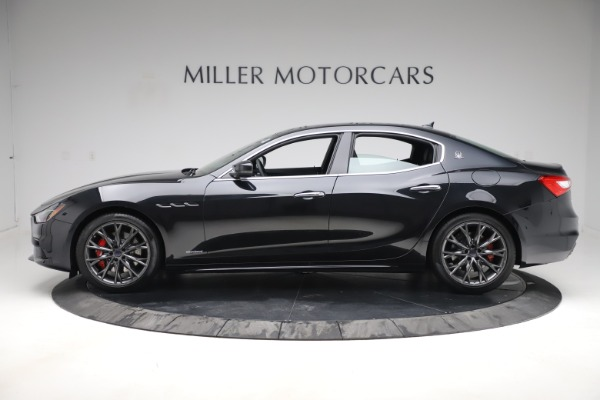 New 2019 Maserati Ghibli S Q4 GranSport for sale $99,905 at Maserati of Greenwich in Greenwich CT 06830 3