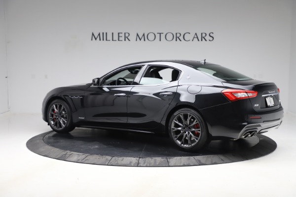 New 2019 Maserati Ghibli S Q4 GranSport for sale $99,905 at Maserati of Greenwich in Greenwich CT 06830 4