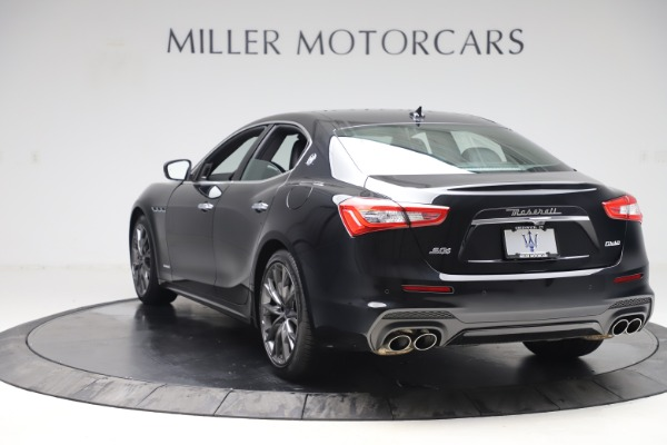 New 2019 Maserati Ghibli S Q4 GranSport for sale $99,905 at Maserati of Greenwich in Greenwich CT 06830 5