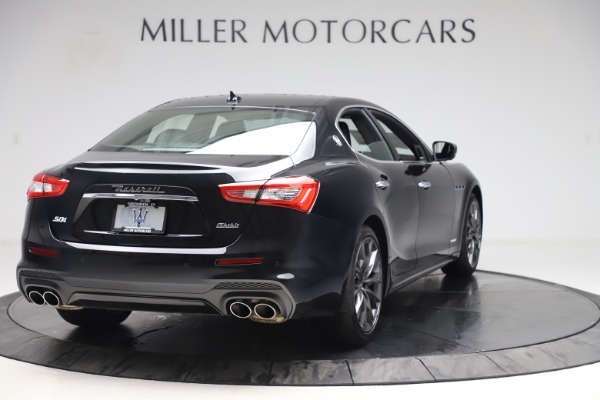 New 2019 Maserati Ghibli S Q4 GranSport for sale $99,905 at Maserati of Greenwich in Greenwich CT 06830 7