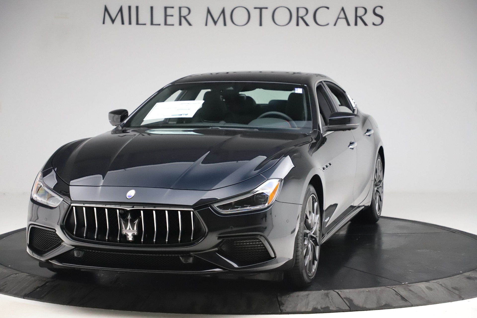New 2019 Maserati Ghibli S Q4 GranSport for sale $99,905 at Maserati of Greenwich in Greenwich CT 06830 1