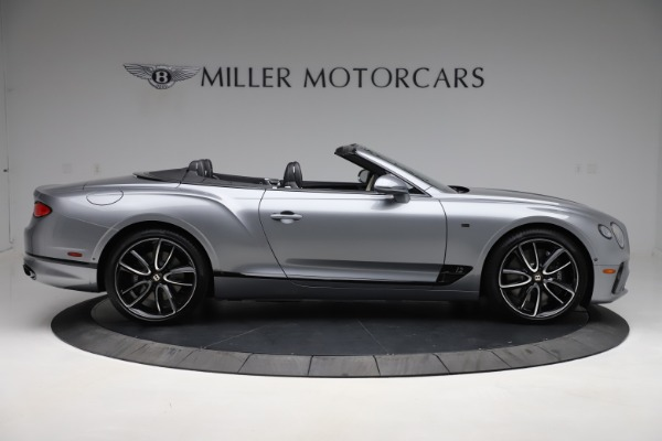 New 2020 Bentley Continental GTC W12 First Edition for sale $309,350 at Maserati of Greenwich in Greenwich CT 06830 10