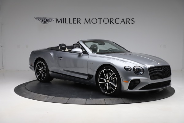 New 2020 Bentley Continental GTC W12 First Edition for sale $309,350 at Maserati of Greenwich in Greenwich CT 06830 12