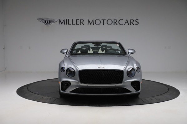 New 2020 Bentley Continental GTC W12 First Edition for sale $309,350 at Maserati of Greenwich in Greenwich CT 06830 13