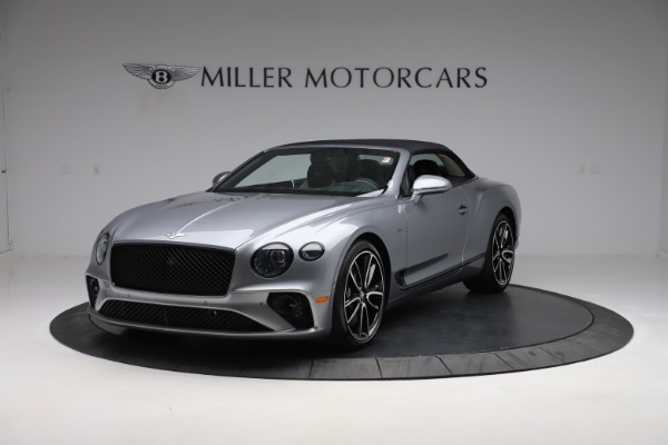 New 2020 Bentley Continental GTC W12 First Edition for sale $309,350 at Maserati of Greenwich in Greenwich CT 06830 14