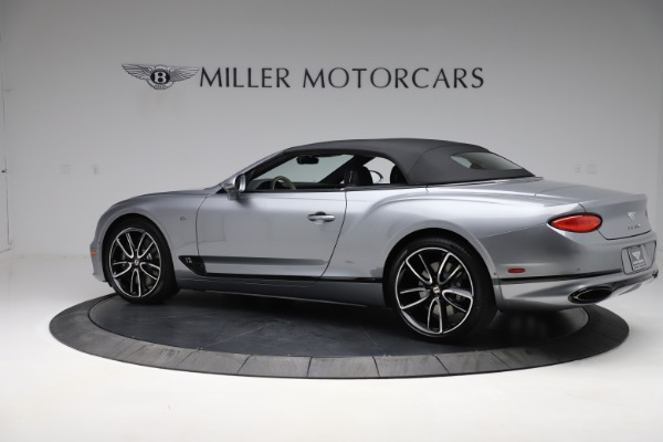 New 2020 Bentley Continental GTC W12 First Edition for sale $309,350 at Maserati of Greenwich in Greenwich CT 06830 16
