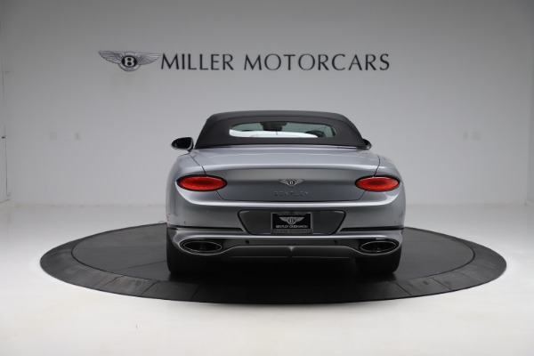 New 2020 Bentley Continental GTC W12 First Edition for sale $309,350 at Maserati of Greenwich in Greenwich CT 06830 17
