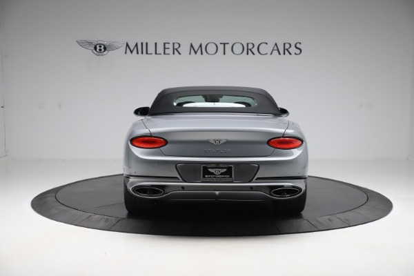 New 2020 Bentley Continental GTC W12 First Edition for sale $309,350 at Maserati of Greenwich in Greenwich CT 06830 18