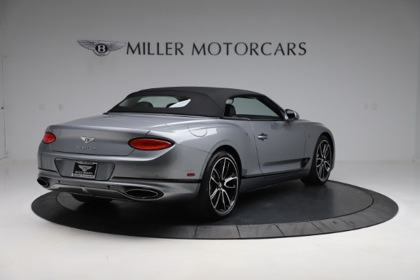 New 2020 Bentley Continental GTC W12 First Edition for sale $309,350 at Maserati of Greenwich in Greenwich CT 06830 19