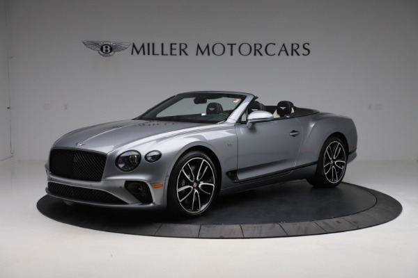 New 2020 Bentley Continental GTC W12 First Edition for sale $309,350 at Maserati of Greenwich in Greenwich CT 06830 2