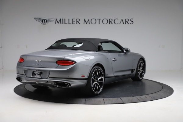 New 2020 Bentley Continental GTC W12 First Edition for sale $309,350 at Maserati of Greenwich in Greenwich CT 06830 20