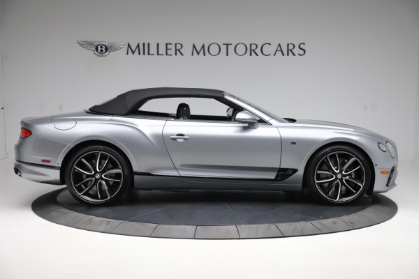 New 2020 Bentley Continental GTC W12 First Edition for sale $309,350 at Maserati of Greenwich in Greenwich CT 06830 21