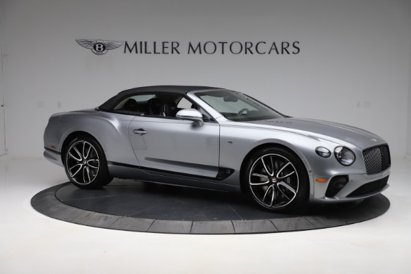 New 2020 Bentley Continental GTC W12 First Edition for sale $309,350 at Maserati of Greenwich in Greenwich CT 06830 22