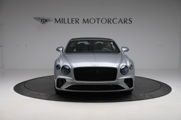 New 2020 Bentley Continental GTC W12 First Edition for sale $309,350 at Maserati of Greenwich in Greenwich CT 06830 23