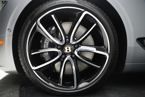 New 2020 Bentley Continental GTC W12 First Edition for sale $309,350 at Maserati of Greenwich in Greenwich CT 06830 24