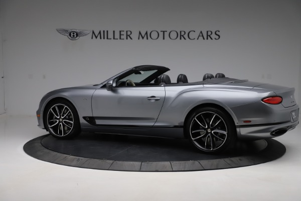 New 2020 Bentley Continental GTC W12 First Edition for sale $309,350 at Maserati of Greenwich in Greenwich CT 06830 4