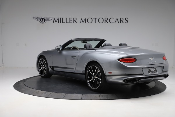 New 2020 Bentley Continental GTC W12 First Edition for sale $309,350 at Maserati of Greenwich in Greenwich CT 06830 5