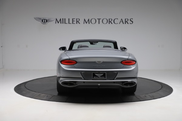 New 2020 Bentley Continental GTC W12 First Edition for sale $309,350 at Maserati of Greenwich in Greenwich CT 06830 6