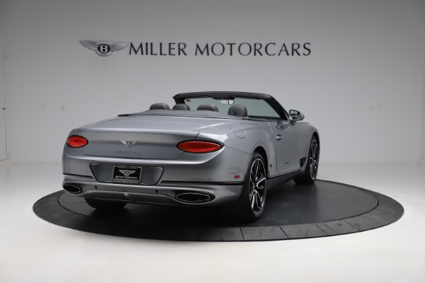 New 2020 Bentley Continental GTC W12 First Edition for sale $309,350 at Maserati of Greenwich in Greenwich CT 06830 8