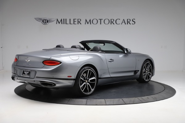 New 2020 Bentley Continental GTC W12 First Edition for sale $309,350 at Maserati of Greenwich in Greenwich CT 06830 9