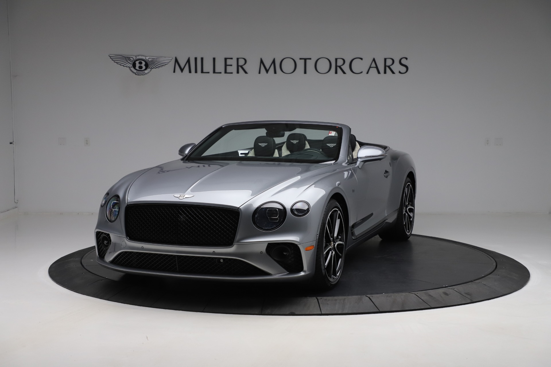 New 2020 Bentley Continental GTC W12 First Edition for sale $309,350 at Maserati of Greenwich in Greenwich CT 06830 1