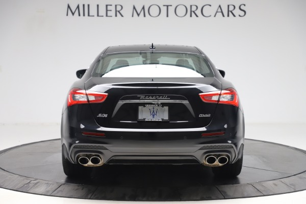 New 2019 Maserati Ghibli S Q4 GranSport for sale Sold at Maserati of Greenwich in Greenwich CT 06830 6