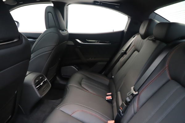 New 2019 Maserati Ghibli S Q4 GranSport for sale Sold at Maserati of Greenwich in Greenwich CT 06830 19