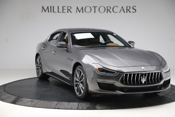 New 2019 Maserati Ghibli S Q4 GranLusso for sale $98,095 at Maserati of Greenwich in Greenwich CT 06830 11