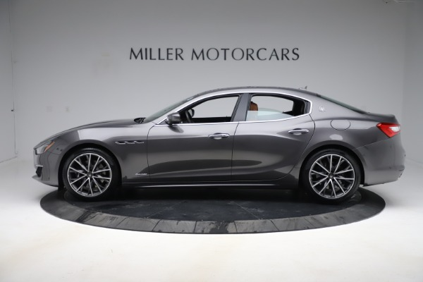 New 2019 Maserati Ghibli S Q4 GranLusso for sale $98,095 at Maserati of Greenwich in Greenwich CT 06830 3