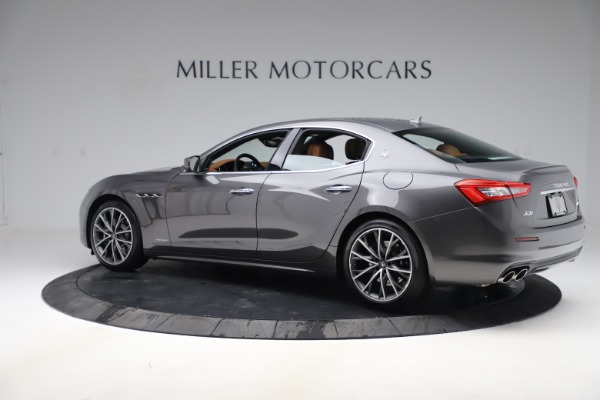 New 2019 Maserati Ghibli S Q4 GranLusso for sale $98,095 at Maserati of Greenwich in Greenwich CT 06830 4