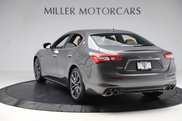 New 2019 Maserati Ghibli S Q4 GranLusso for sale $98,095 at Maserati of Greenwich in Greenwich CT 06830 5