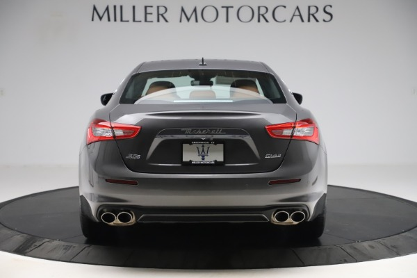 New 2019 Maserati Ghibli S Q4 GranLusso for sale $98,095 at Maserati of Greenwich in Greenwich CT 06830 6