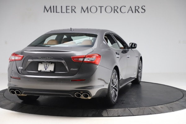 New 2019 Maserati Ghibli S Q4 GranLusso for sale $98,095 at Maserati of Greenwich in Greenwich CT 06830 7