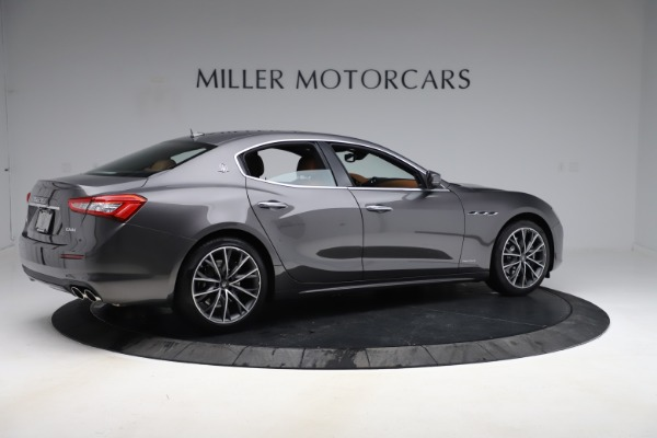 New 2019 Maserati Ghibli S Q4 GranLusso for sale $98,095 at Maserati of Greenwich in Greenwich CT 06830 8