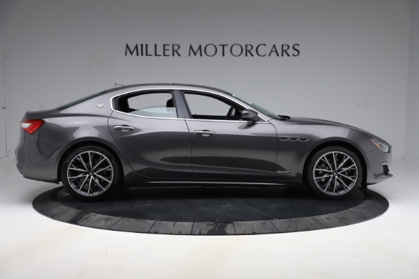 New 2019 Maserati Ghibli S Q4 GranLusso for sale $98,095 at Maserati of Greenwich in Greenwich CT 06830 9