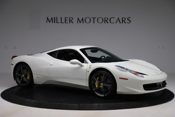 Used 2013 Ferrari 458 Italia for sale Sold at Maserati of Greenwich in Greenwich CT 06830 10