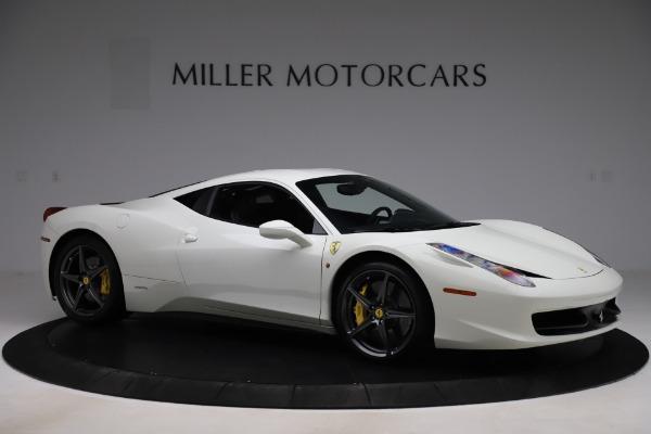 Used 2013 Ferrari 458 Italia for sale $186,900 at Maserati of Greenwich in Greenwich CT 06830 10