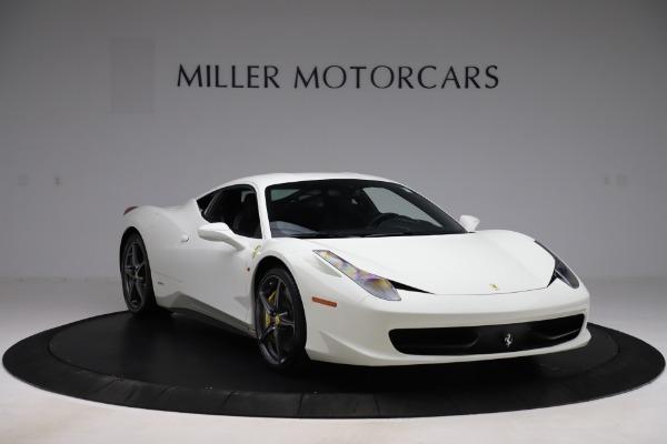 Used 2013 Ferrari 458 Italia for sale $186,900 at Maserati of Greenwich in Greenwich CT 06830 11