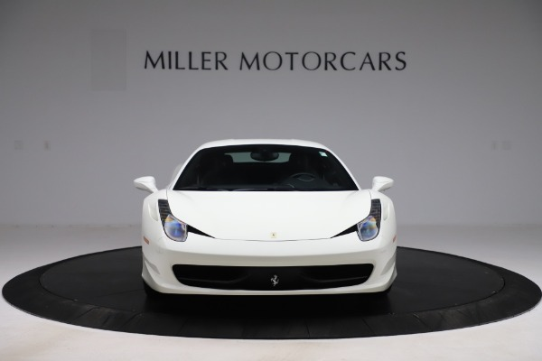 Used 2013 Ferrari 458 Italia for sale Sold at Maserati of Greenwich in Greenwich CT 06830 12
