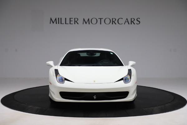 Used 2013 Ferrari 458 Italia for sale $186,900 at Maserati of Greenwich in Greenwich CT 06830 12