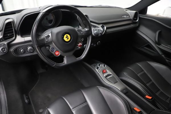 Used 2013 Ferrari 458 Italia for sale $186,900 at Maserati of Greenwich in Greenwich CT 06830 13
