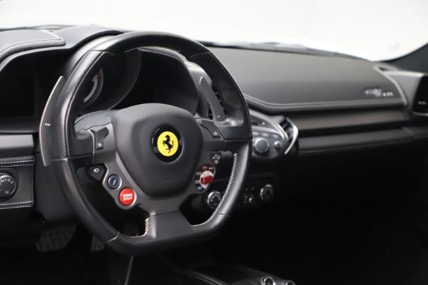 Used 2013 Ferrari 458 Italia for sale $186,900 at Maserati of Greenwich in Greenwich CT 06830 16