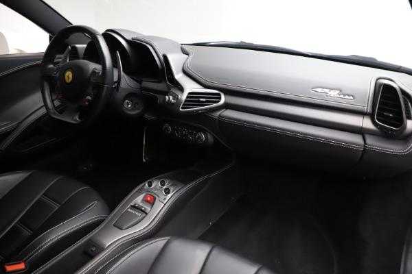 Used 2013 Ferrari 458 Italia for sale $186,900 at Maserati of Greenwich in Greenwich CT 06830 17