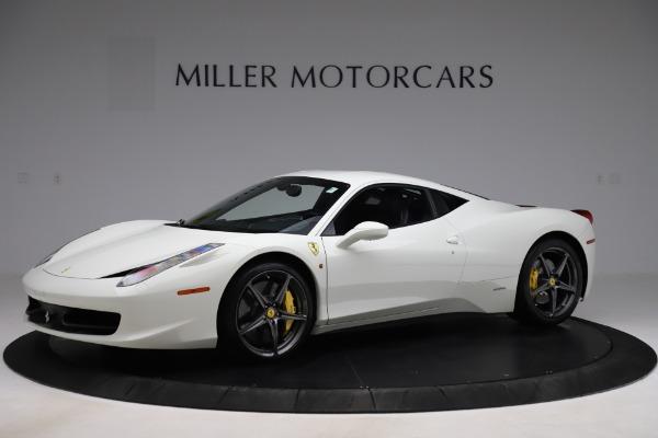 Used 2013 Ferrari 458 Italia for sale $186,900 at Maserati of Greenwich in Greenwich CT 06830 2