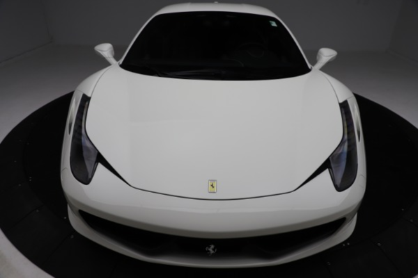 Used 2013 Ferrari 458 Italia for sale Sold at Maserati of Greenwich in Greenwich CT 06830 25