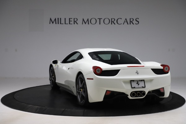 Used 2013 Ferrari 458 Italia for sale Sold at Maserati of Greenwich in Greenwich CT 06830 5