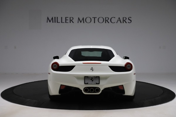 Used 2013 Ferrari 458 Italia for sale Sold at Maserati of Greenwich in Greenwich CT 06830 6