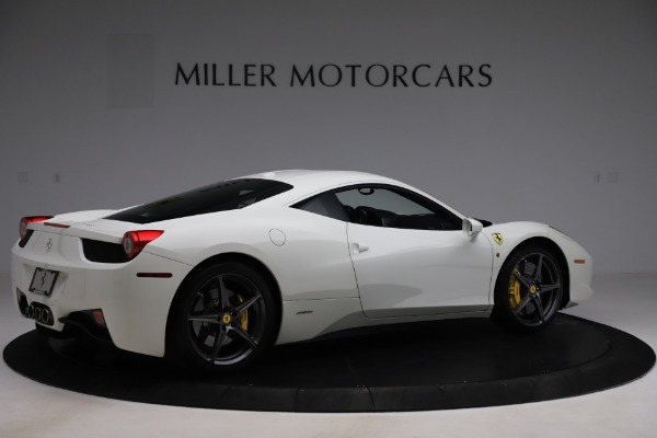 Used 2013 Ferrari 458 Italia for sale Sold at Maserati of Greenwich in Greenwich CT 06830 8