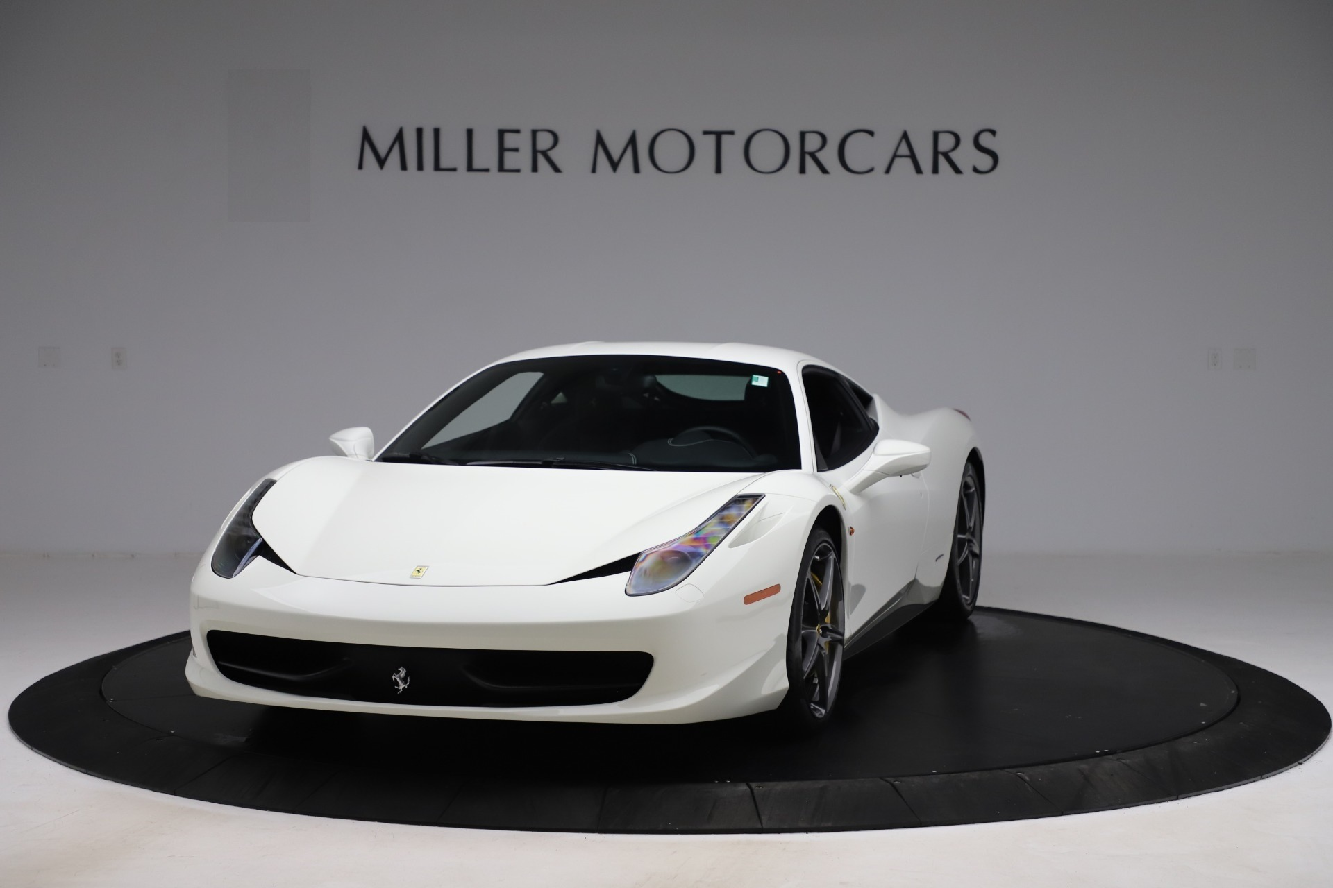 Used 2013 Ferrari 458 Italia for sale Sold at Maserati of Greenwich in Greenwich CT 06830 1
