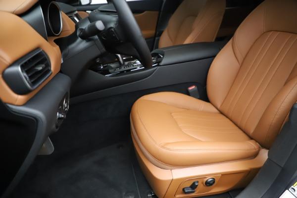New 2020 Maserati Levante Q4 for sale Sold at Maserati of Greenwich in Greenwich CT 06830 15